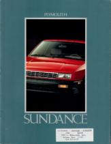 1992 Plymouth Sundance