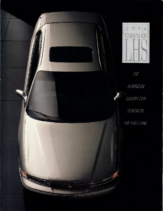 1994 Chrysler LHS Foldout