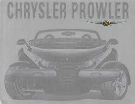 2001 Chrysler Prowler Foldout