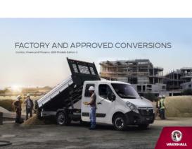 2018 Vauxhall Core Conversions