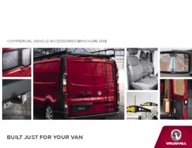 2018 Vauxhall Van Accessories