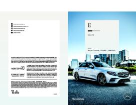 2019 Merceds-Benz E-Class