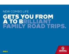 2019 Vauxhall Combo Life