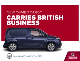 2019 Vauxhall Combo Van