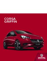 2019 Vauxhall Corsa Griffin