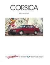 1989 Chevrolet Corsica