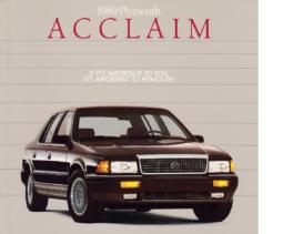 1989 Plymouth Acclaim