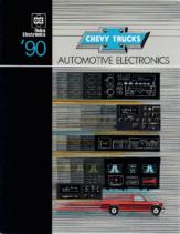 1990 Chevrolet Truck Audio