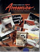1991 Dodge Car-Truck Accessories