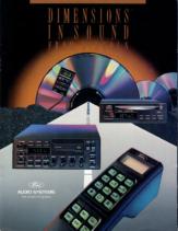 1991 Lincoln Audio