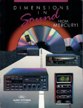 1991 Mercury Audio