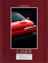 1992 Plymouth Laser