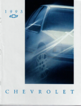 1993 Chevrolet Full Line