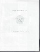 1993 Chrysler-Plymouth Full Line