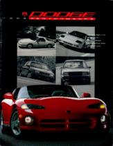 1993 Dodge Performance