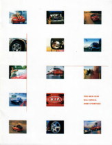 1999 Kia Full Line