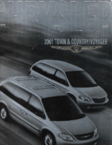 2001 Chrysler Town & Country-Voyager