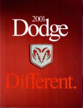 2001 Dodge Full Line