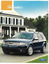 2008 Ford Taurus X Dealer