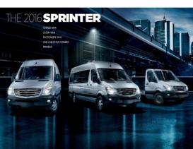 2016 Freightliner Sprinter Vans
