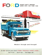 1957 Ford Heavy Duty Trucks CN