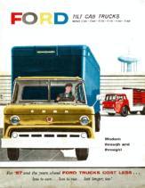 1957 Ford Tilt Cab Trucks – CN