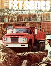 1967 Ford F, T Series Trucks CN