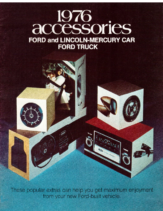 1976 Ford Car and Truck Accessories