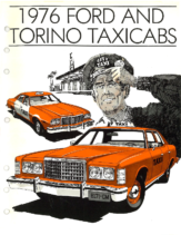 1976 Ford Taxicabs