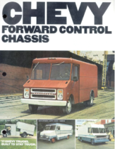 1977 Chevrolet Forward Control Chassis