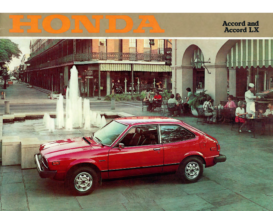 1978 Honda Accord
