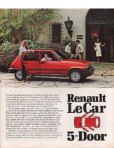 1981 Renault Le Car
