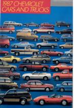 1987 Chevrolet Full Line v2
