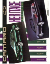 1992 Chevrolet Camaro Heritage Flyer