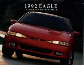 1992 Eagle Full Line