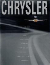 2001 Chrysler Full Line