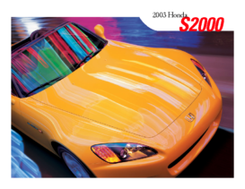 2003 Honda S2000 V2