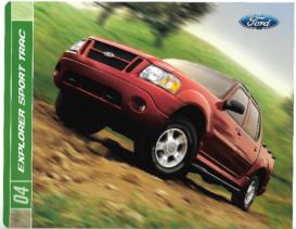 2004 Ford Explorer Sport-Trac Dealer
