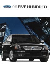 2005 Ford Five Hundred Dealer