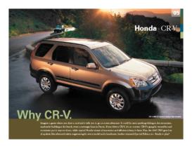 2005 Honda CR-V Factsheet