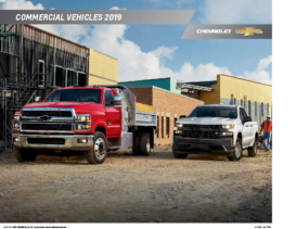 2019 Chevrolet Commercial Vehicles