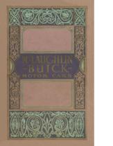1922 McLaughlin Buick