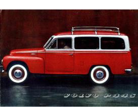 1958 Volvo P445