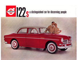 1960 Volvo 122 V2