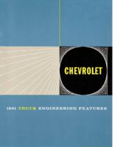 1961 Chevrolet Truck Engineering Features