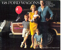 1968 Ford Wagons