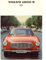 1968 Volvo P1800S