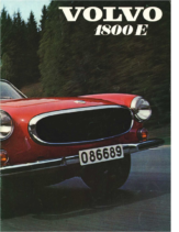1970 Volvo P1800E