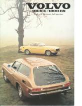 1971 Volvo P1800ES