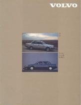 1985 Volvo Full Line